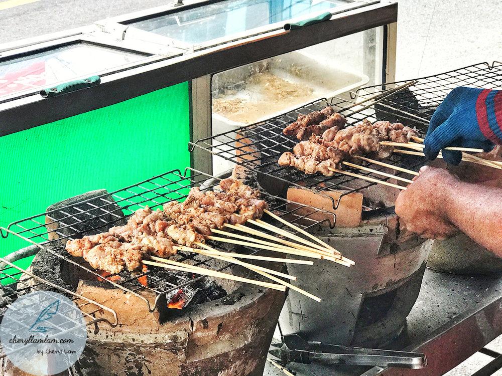 pork satay hatyai