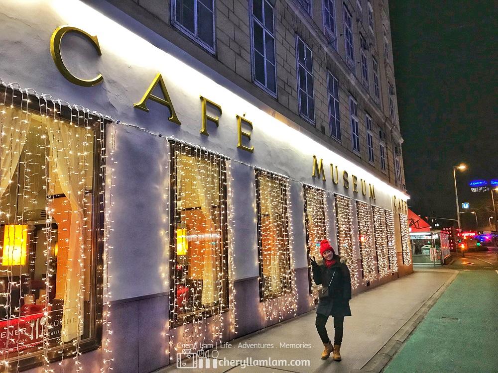 Cafe Museum Vienna Austria
