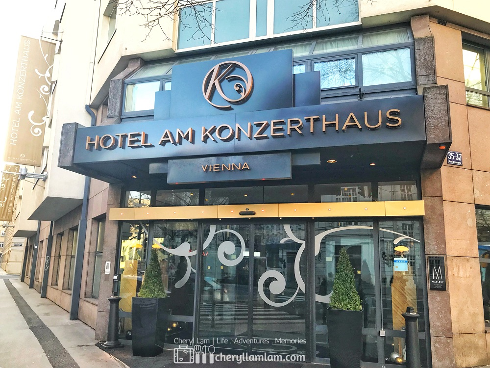 Hotel Am Konzerthaus (M Gallery by Sofitel) Vienna Austria