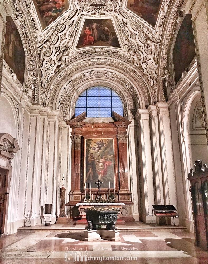 Salzburg Cathedral Austria