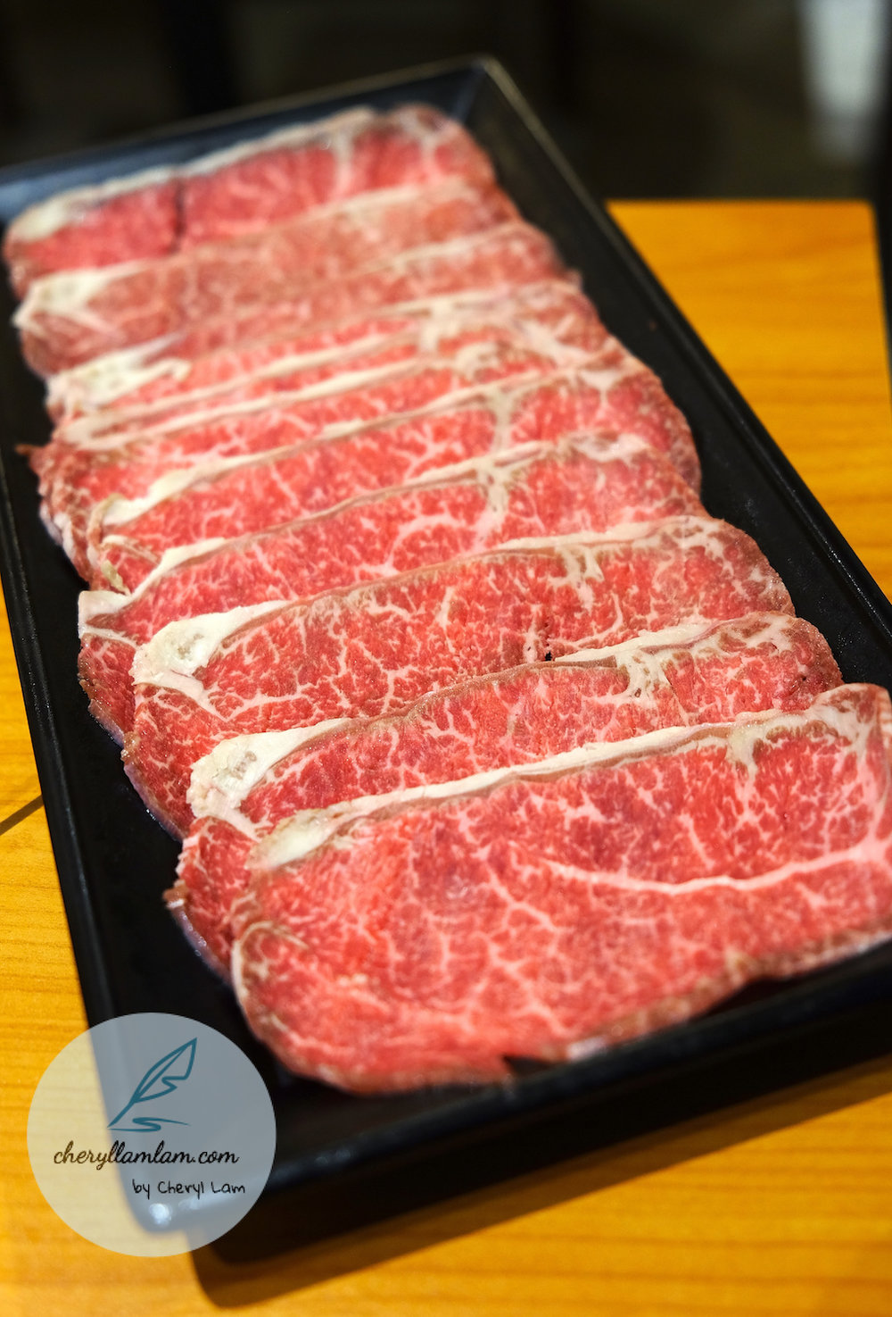 Just look at that marbling! I need not say more…