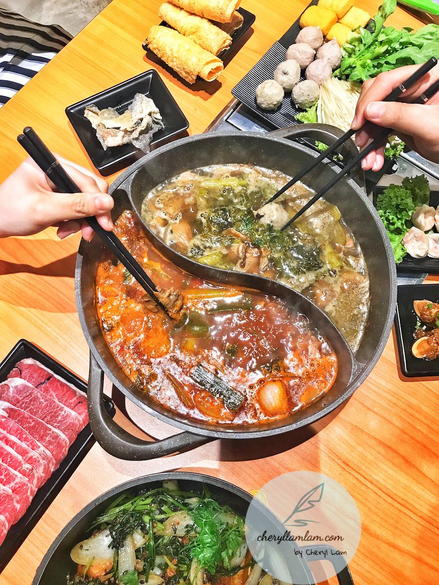 As you like Hong Kong chicken pot penang