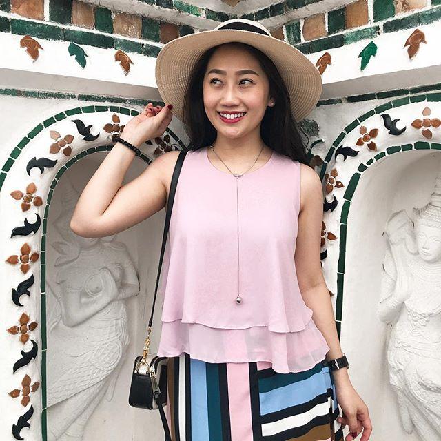 #cheryllamtravels #cheryllaminbkk #throwback • • • • • • • • #travelgram #travelig #travelgirlsgo #travelinstyle #travelstoke #travelbug #travelphotography #dametraveler #darlingescapes #girlslovetravel #thetravelwomen #beautifuldestinations #bangkok #amazingthailand #discoverbangkok #lovetotravel #igtravel #instatravel