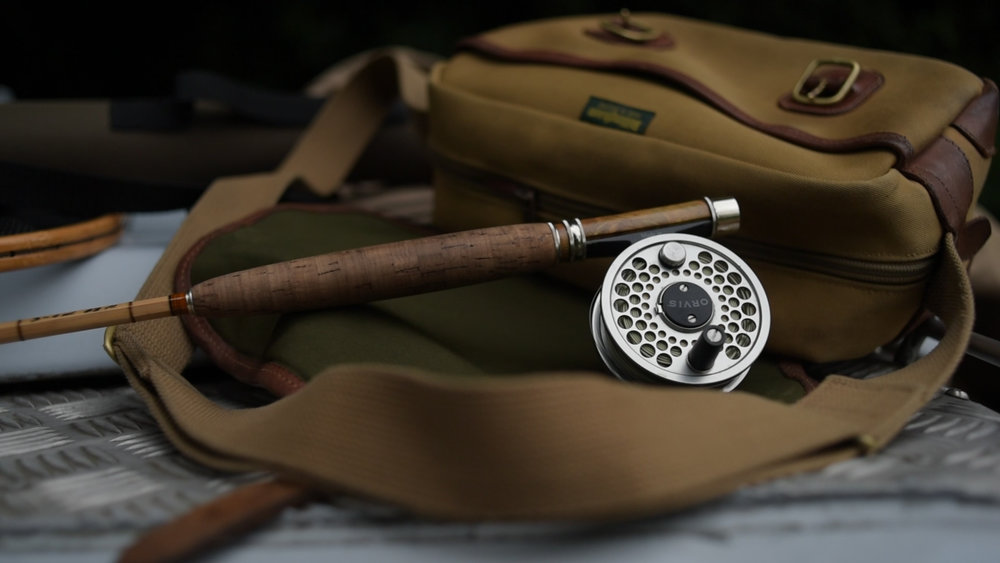River Chess    BENS FLY RODS    WATCH NOW