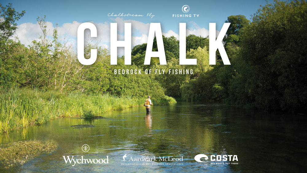 Feature-length documentary   CHALKBedROCK OF FLY FISHING   READ MORE
