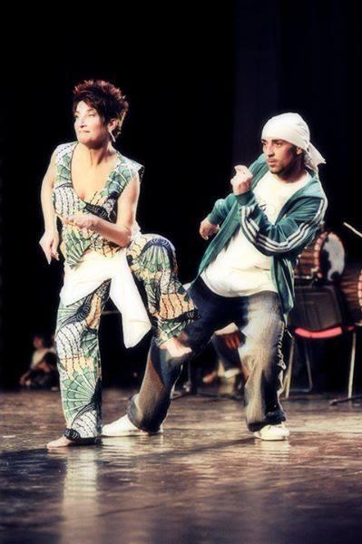 Afro - Hip Hop Show