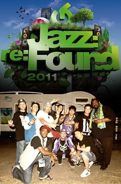 on Stage! Jazz Refound 2011