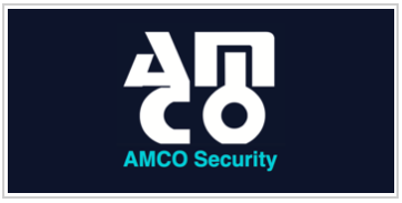 AMCO  The Alarm Monitoring Company ( AMCO ) provides monitored security security to 1000's of homes and businesses across the UK.  AMCO specialises in 'interactive monitoring' with audio-verification, and is at present is exploring the value of home data.