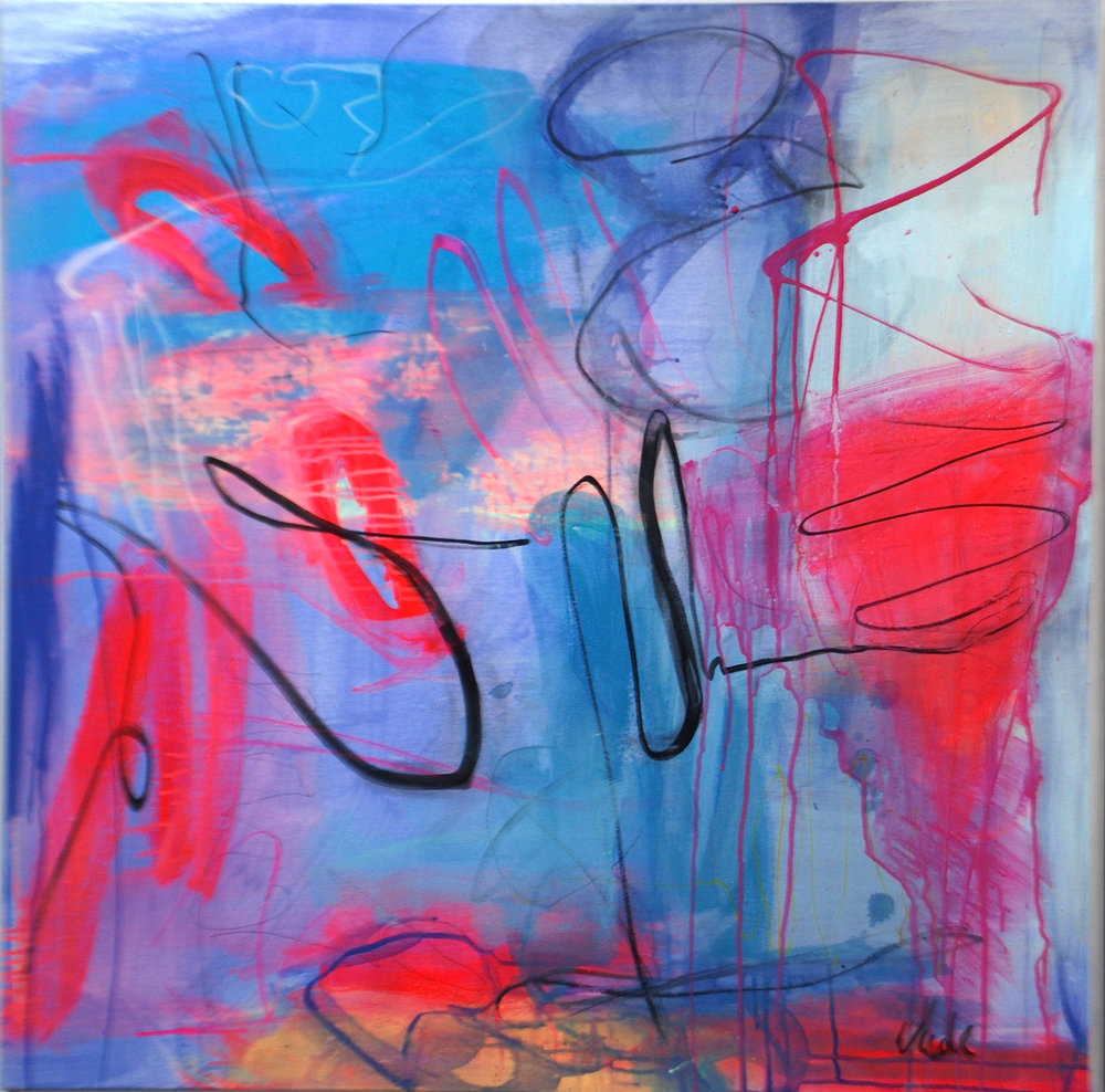 'St Just' (100x100cm) £2,250.00. Visit the  shop  on our website to purchase.