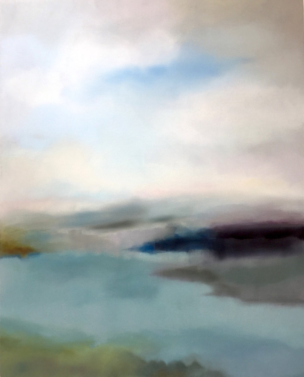'Water's Edge' (100x80cm) £2,800.00.Visit the  shop  on our website to purchase.