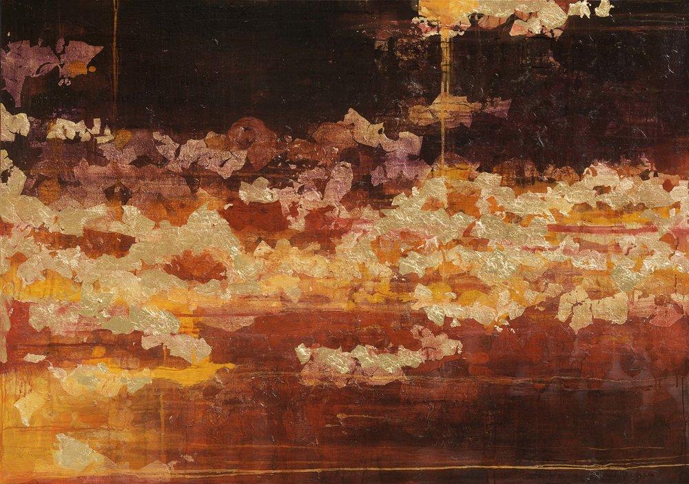 'Winter Dawn II' (1.60x1.20cm) £2.950.00.