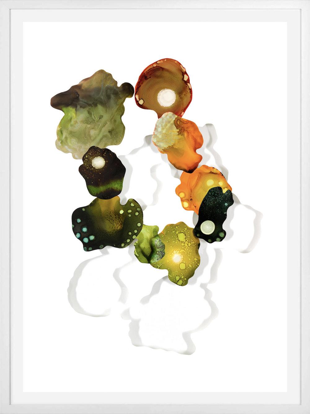 'Organic Wreath 3'