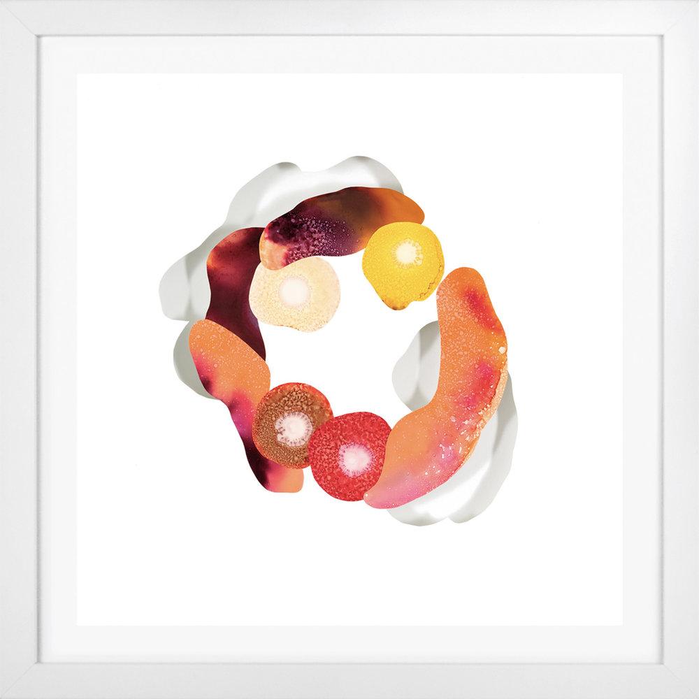 'Organic Wreath 6'