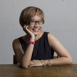 Leong Pui Yee   Puiyee is responsible for the film programme and projects at Objectifs, as well as films under the Objectifs Films label. She heads film programming for core events at Objectifs such as Watch Local, Women in Film, Stories That Matter, and the Asian Film Focus. In addition, she has managed film events such as the Singapore Short Film Awards, cINE65 Short Film Competition and the Fly By Night Video Challenge. She is also the Programme Manager (Short Films) for the 2014-6 Singapore International Film Festival. An occasional zine artist, Puiyee has taken part in the 2013 Tokyo Art Book Fair and Print Lab: Art and Design publication exhibition under Grey Projects. Puiyee graduated with a diploma in Arts Management from Lasalle College of the Arts.