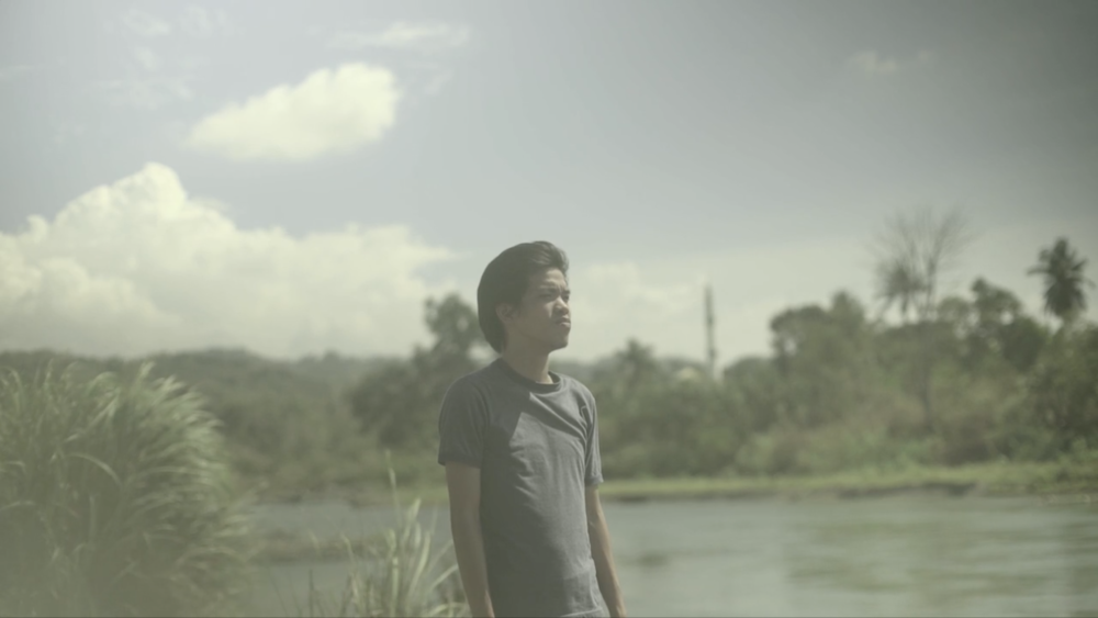 John Torres / Philippines / 2016 / Visayan & English / 10min   Inspired by an artist's drawings in the South, I saw paintings that depicted the indigenous people's view of the origins of the world. The film is the tale of our nation and basic things: water, plants, body, and their own interaction through time.   Director:  John Torres is a filmmaker, writer, and musician from Quezon City. He has made five feature films and over a dozen of short films since 2003. There have been restrospectives of his work in Vienna, Seoul, Cosquin, and Bangkok, and he just premiered his last film, People Power Bombshell, in Rotterdam last January. He taught film courses as a part-time lecturer at the University of the Philippines Film Institute and the Ateneo de Manila University.