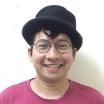 I smile already, so please click me. Hehe                  Isyraqi Yahya (26) : It is easy for everyone to be a filmmaker, but it is hard to be an auteur.