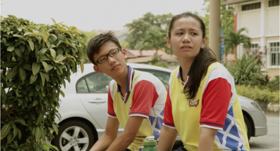 Tina Yusof / Malaysia / 2014 / English / 9min   Potong is a short film about a boy named Kenneth who develops a crush for his Malay classmate, Sarah. However, Kenneth's best friend David, a cheeky popular boy in school decides to tell him about the requirement of circumcision in order to court Malay girls. Leaving Kenneth in a dilemma on how he could win the heart of this charming girl in his class.   Director:  Tina Yusof is an aspiring filmmaker. She had completed her degree in filmmaking at UiTM in January 2016. Since then she had worked at a production company Luey Motion Lab (LML) as a Creative Director/ Jr. Producer. During her experience at LML, she had produced 2 music videos and 1 travelogue, and directed 1 music video. She never really had a favourite director but films like  Little Miss Sunshine ,  Me, Earl & The Dying Girl  and  Swiss Army Man  has taught her that dark humour puts life's troubles into perspective.