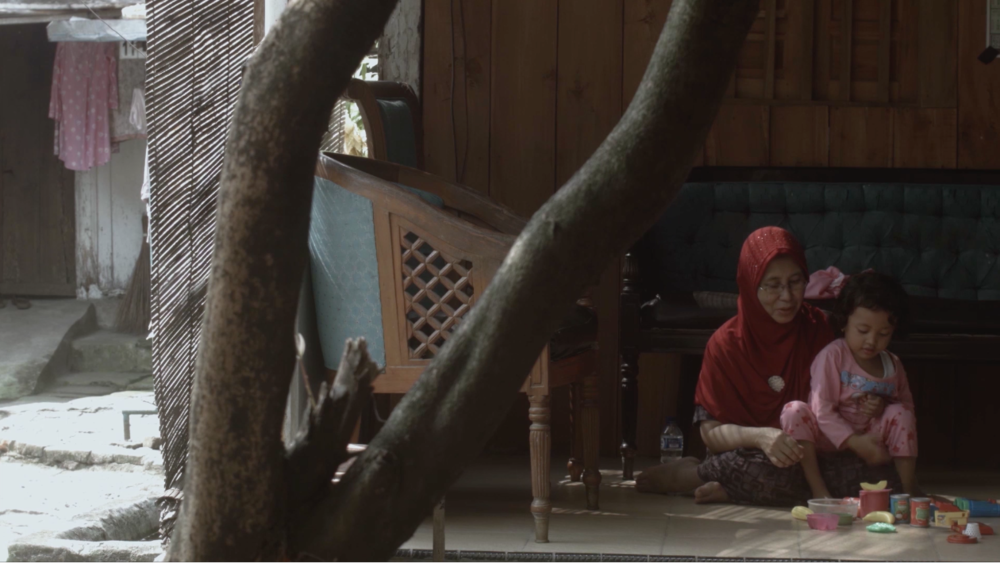 Bani Nasution / Indonesia / 2016 / Javanese / 16min   One day my mother asked me to go home. Once I got there, she asked everybody in our family to choose a governor whose religion is Islam. I refused because I disagree with her logic. But mother kept on telling me to choose one based on religion.   Director:  Bani Nasution was born in Surakarta, Central Java Indonesia as the last 80's generation. He was finished study as bachelor of art from Surakarta Institute of Art film & tv faculty. His films was screened in Fest Film Solo 2012, Ganesha Film Festival Bandung 2012, Jogja NETPAC Asian Film Festival 2013. His latest work, Along The One Way was finalist in Yogyakarta Documentary Film Festival 2016. Now, he focused on documentary filmmaking about mythology and environment in Java, Indonesia.   Producer:  Bani Nasution