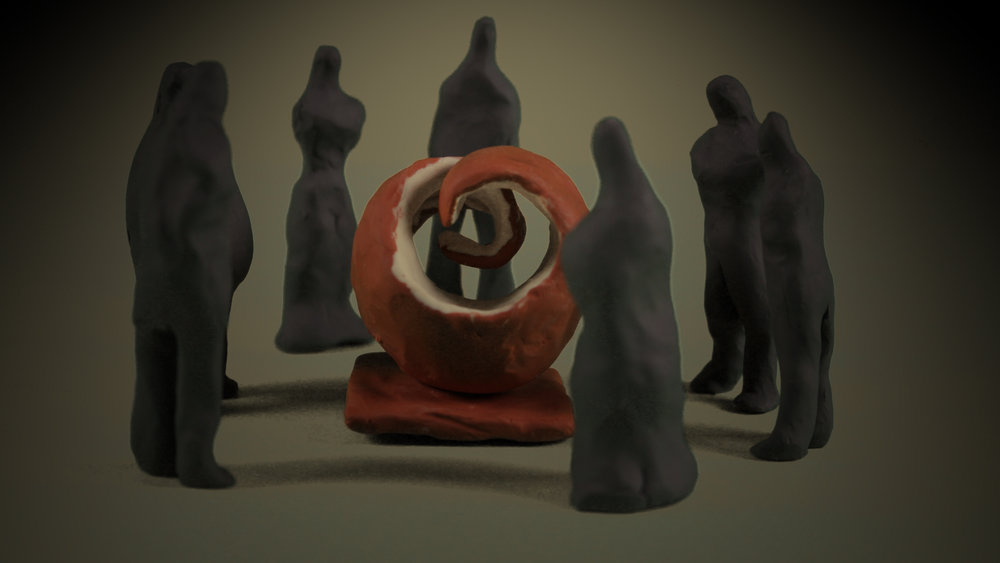 Supanan Wataniyakun / Thailand / 2017 / 2min  The journey of an artist's mind, Barbara Hepworth's, is narrated by traveling to the abstract world representing the engagement of the sculptor and her audience.