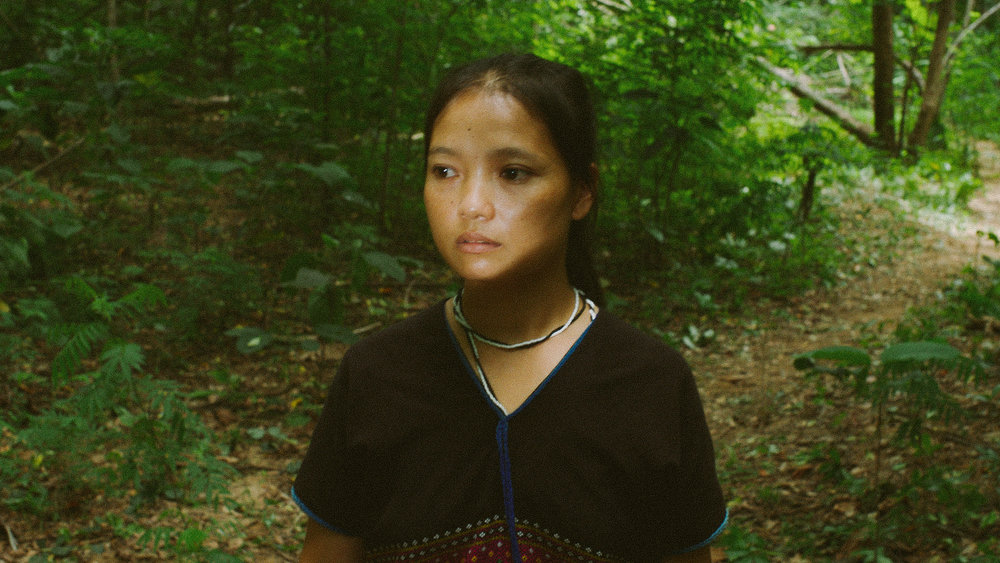 Pimpaka Towira / Thailand / 2016 / 31mins  Inspired by the story of an ethnic Karen activist Porlajee Rakchongcharoen (a.k.a. Billy) who went missing in Thailand near Kaeng Krachan National Park in Petchaburi province, 100 miles (161 km) south of Bangkok. Park authorities arrested the Karen activist on April 17, 2014 for possessing a wild honeycomb and six bottles of wild honey but released him after giving a warning. He disappeared shortly afterward. In 2012, Billy led a Karen group that filed a complaint with the Central Administrative Court against the Department of National Parks, Wildlife and Plant Conservation and the Natural Resources and Environment Ministry. The case focuses on the actions of Kaeng Krachan National Park chief and other forestry officials, who burned down 20 Karen houses in a 2011. operation to deal with forest encroachment. Billy had been collecting evidence and interviewing witnesses to press his case. The film has explored the attempt of seeking the justice of Billy's wife, played by his real wife with a juxtaposition of the searching a dead body of a middle-class woman's husband, whom was killed by helicopter crash in the jungle.