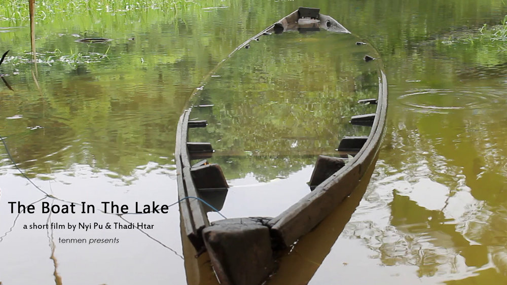 The Boat In The Lake