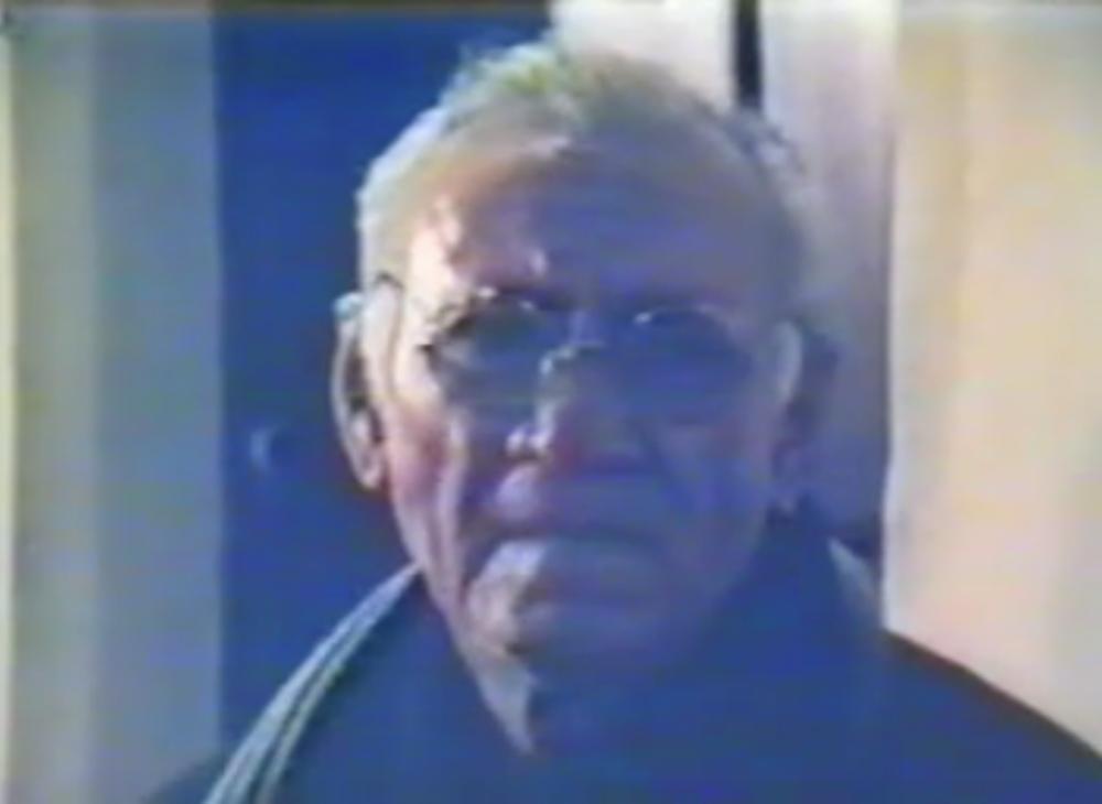Old Man | Lelaki Tua