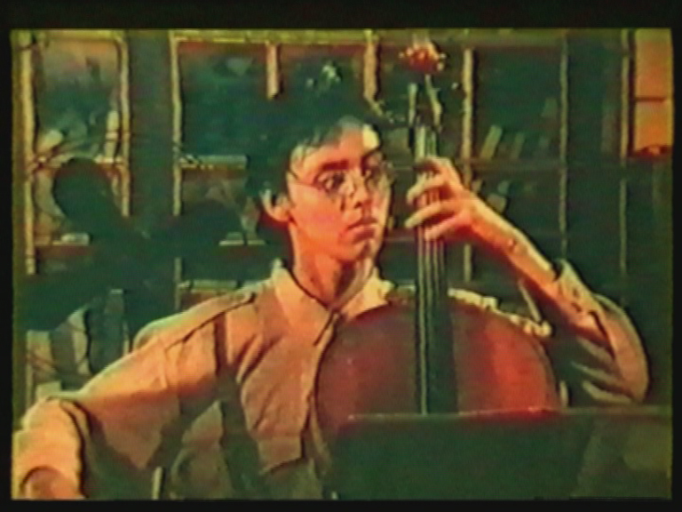 Ravi Bharwani | Indonesia | 1990 | 12 mins  A middle-aged man and a youth play on the cello together.