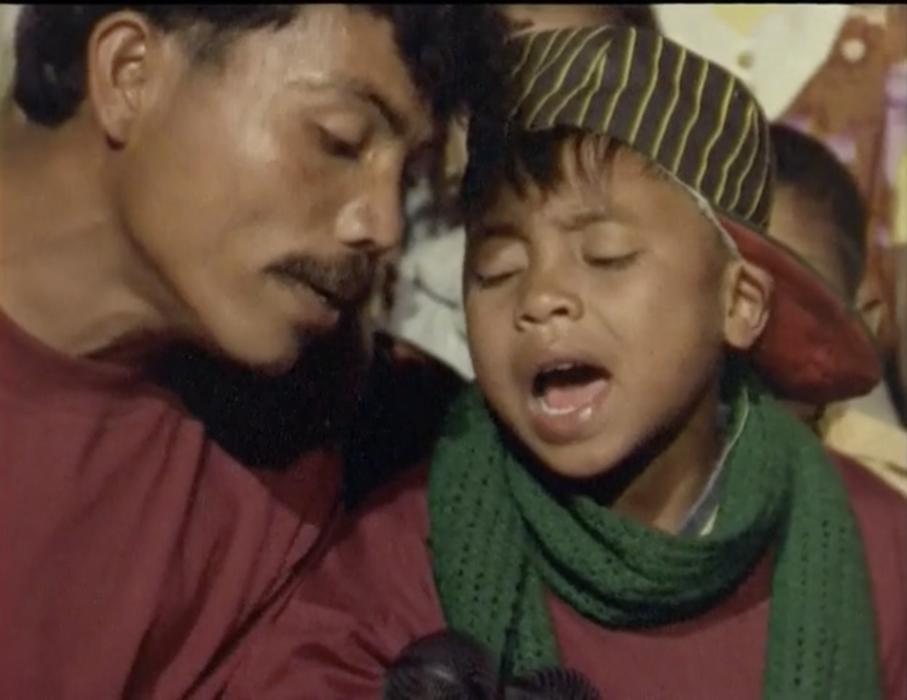 Nan Triveni Achnas | Indonesia | 1995 | 24 mins  As a major performer in the traditional form of sung poetry, Kabri rehearses with his father's team in preparation for a marathon singing competition. The Little Gayo Singer is an aesthetically shot portrait of an extraordinary ten-year-old Indonesian boy, who together with glimpses of his life as an ordinary village child, is portrayed with moving images of intense concentration and presence.