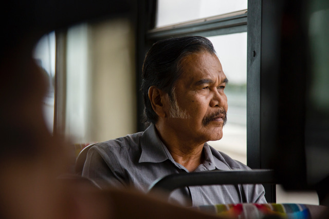 "Boo Jun Feng | Singapore | 2015 | 13 mins  An elderly man travels to Singapore with the KTM to look for an old flame he lost contact with. ""Parting"" is one of seven short films in featured in '7 Letters', an 2015 anthology commissioned to commemorate Singapore's 50th year of independence."