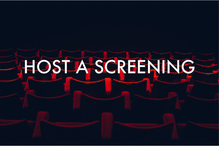 Interested in organising a screening in your town or at your school? Contact us now for more details.