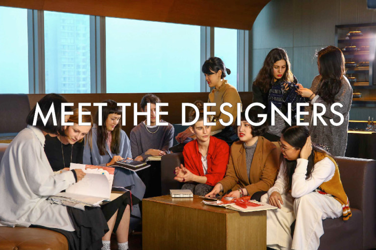 Get to know The EcoChic Design Award Finalists and see their collections in our magazine here.