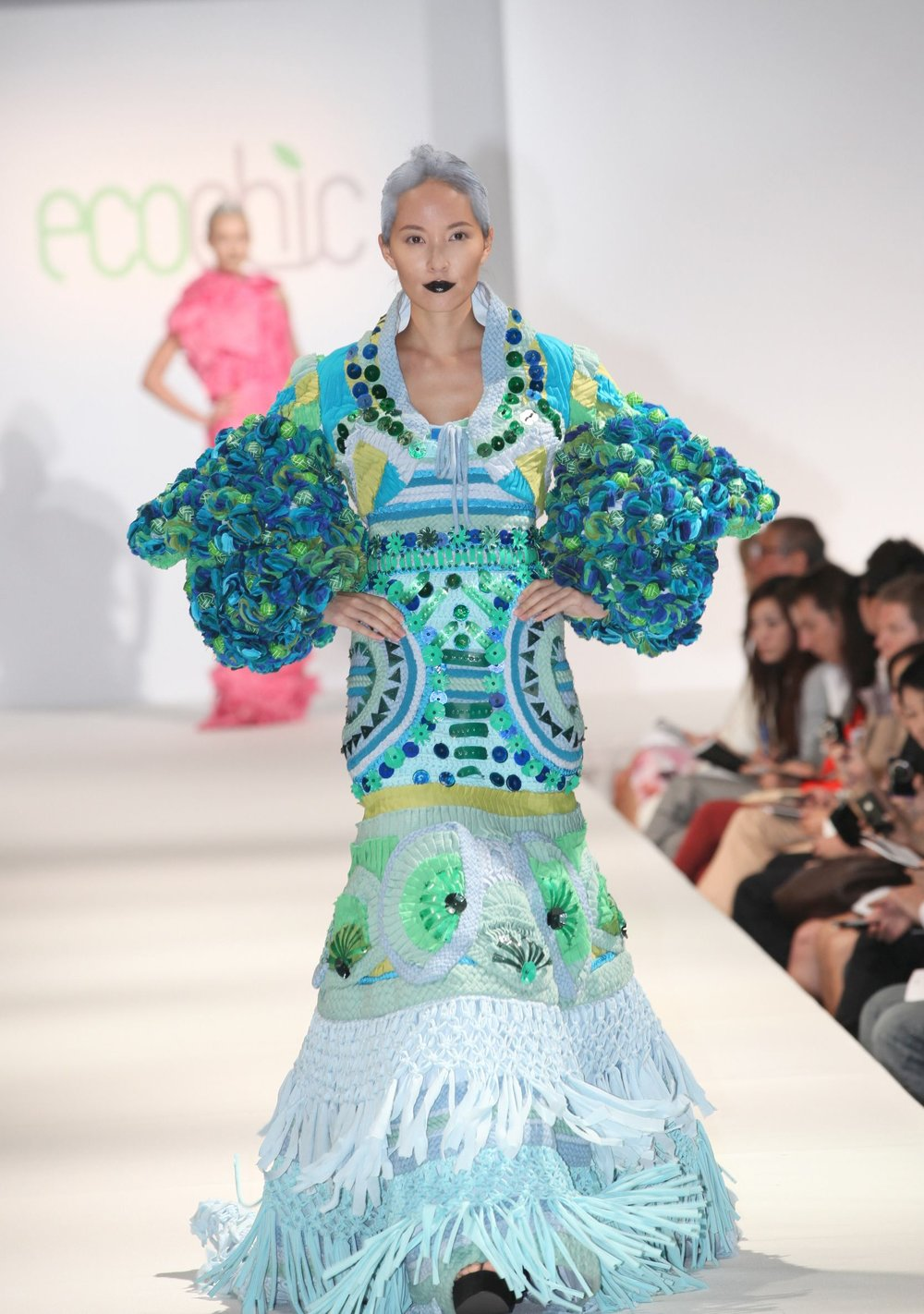 _Eco Couture Oliver Tolentino goen from factory scraps, plastic water bottles and straws.jpg