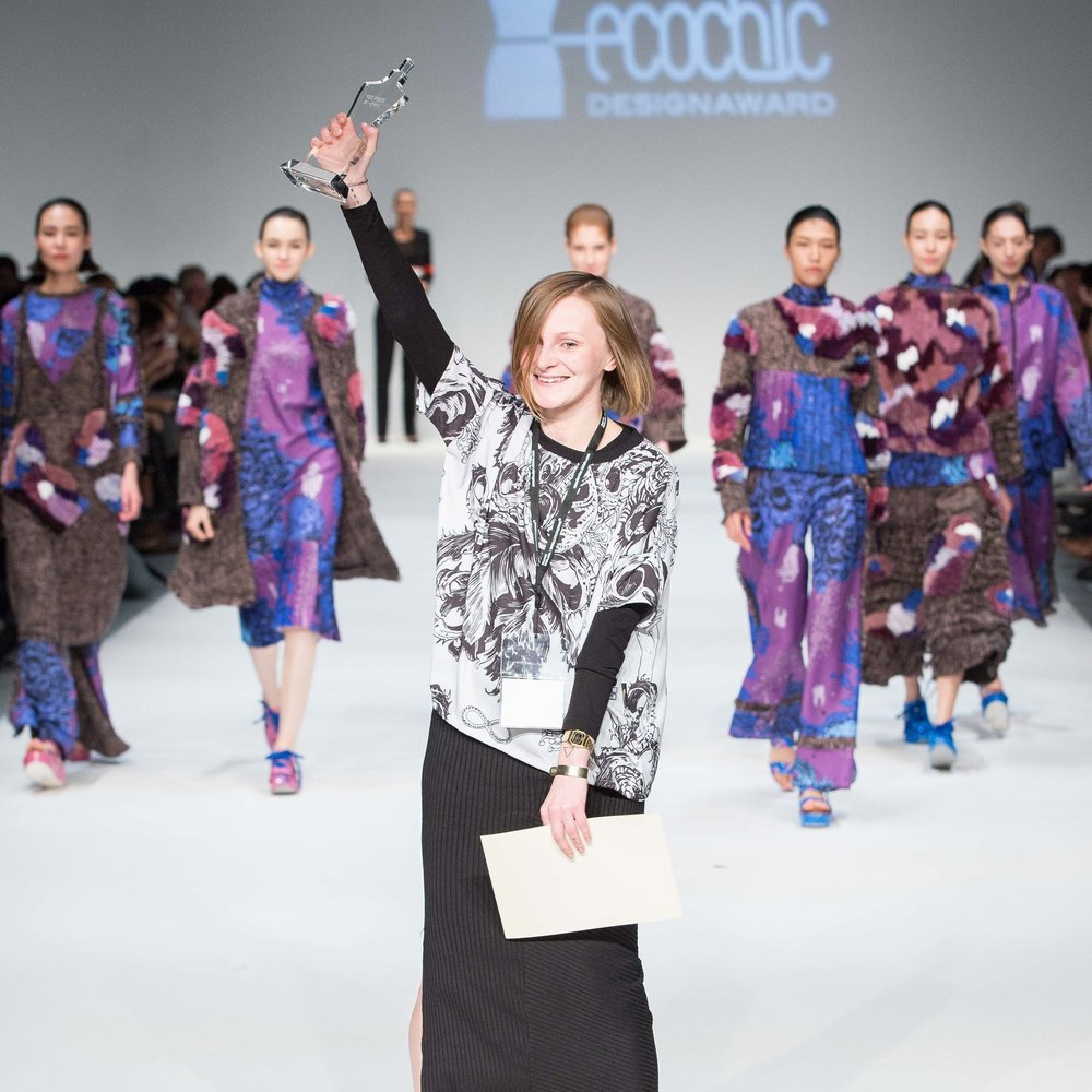 EDUCATING & NURTURING   EMERGING FASHION DESIGNERS