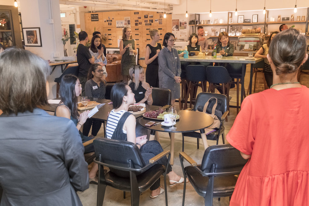 Redress Design Award Alumni Networking Event