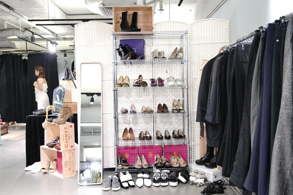 Get Redressed Pop-up Shop 2018