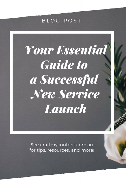 Guide to a Successful New Service Launch