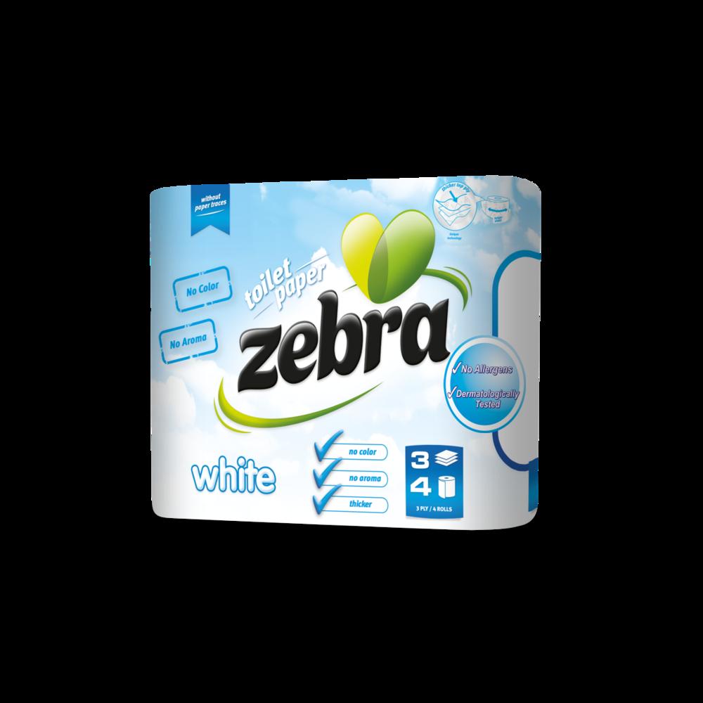Toilet paper Zebra White 4 rolls 3800090303855.png