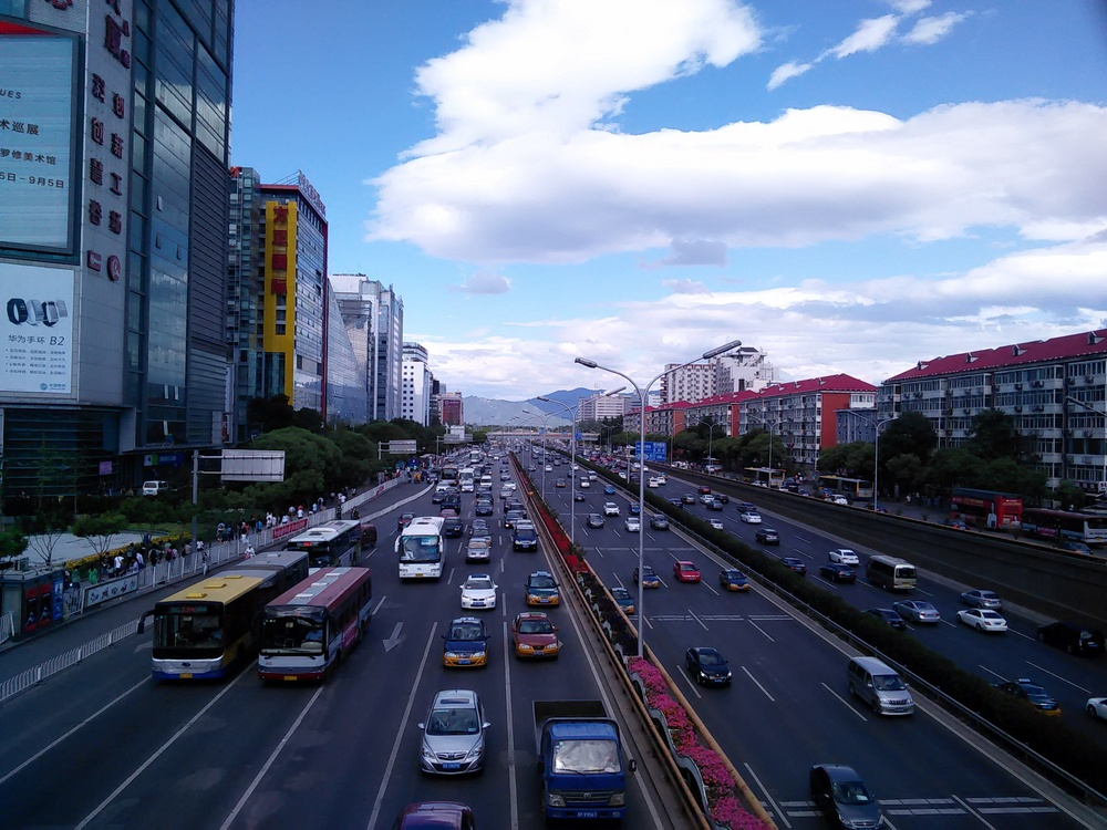 4th Ring Road, Beijing