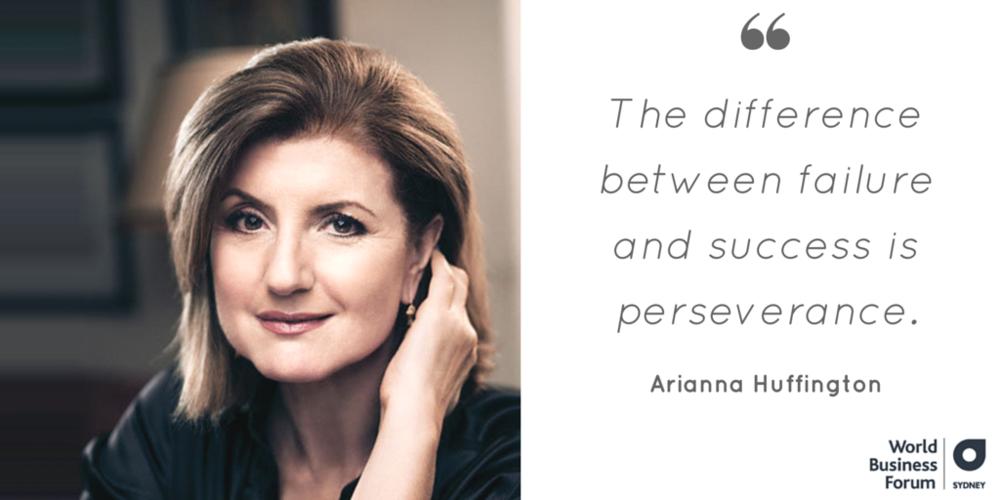 The Mentor List - Arianna Huffington