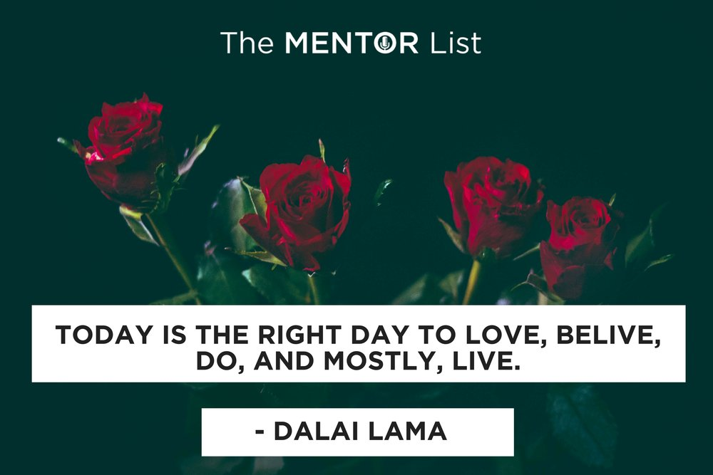 The Mentor List