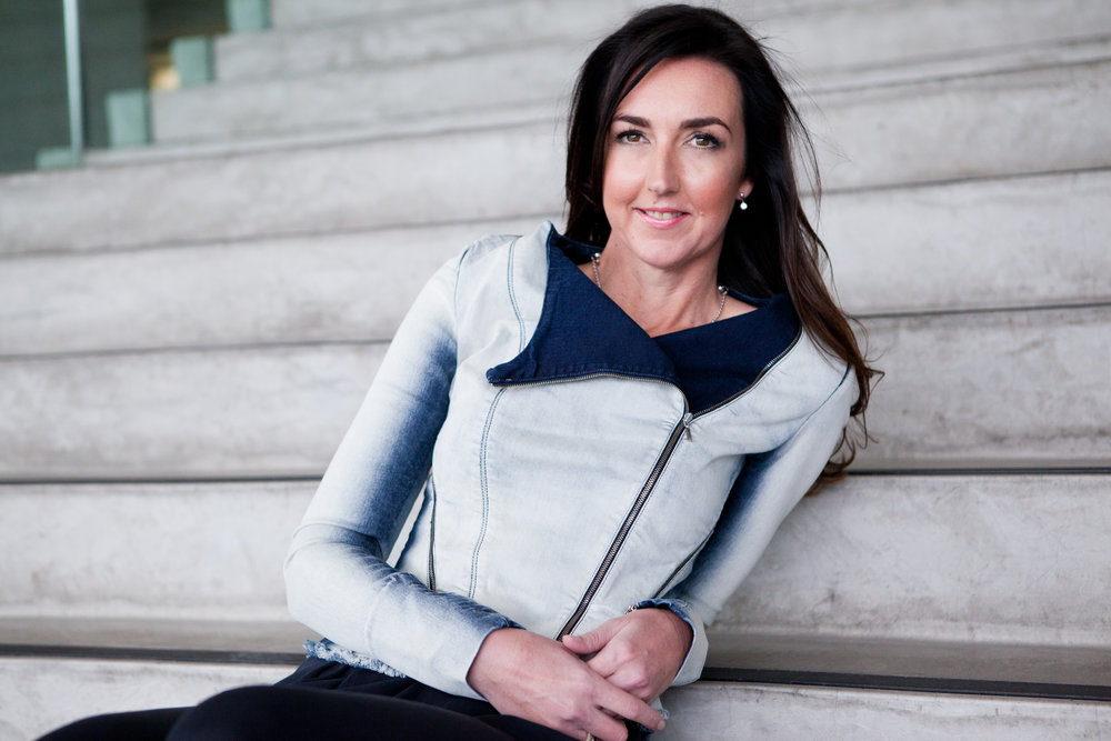 Jo Burston, Serial Entrepreneur, Keynote Speaker, CEO, Author