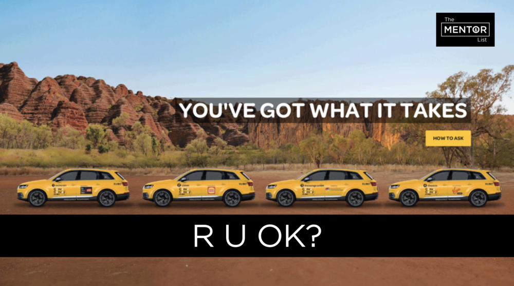 RUOK? - The Mentor List