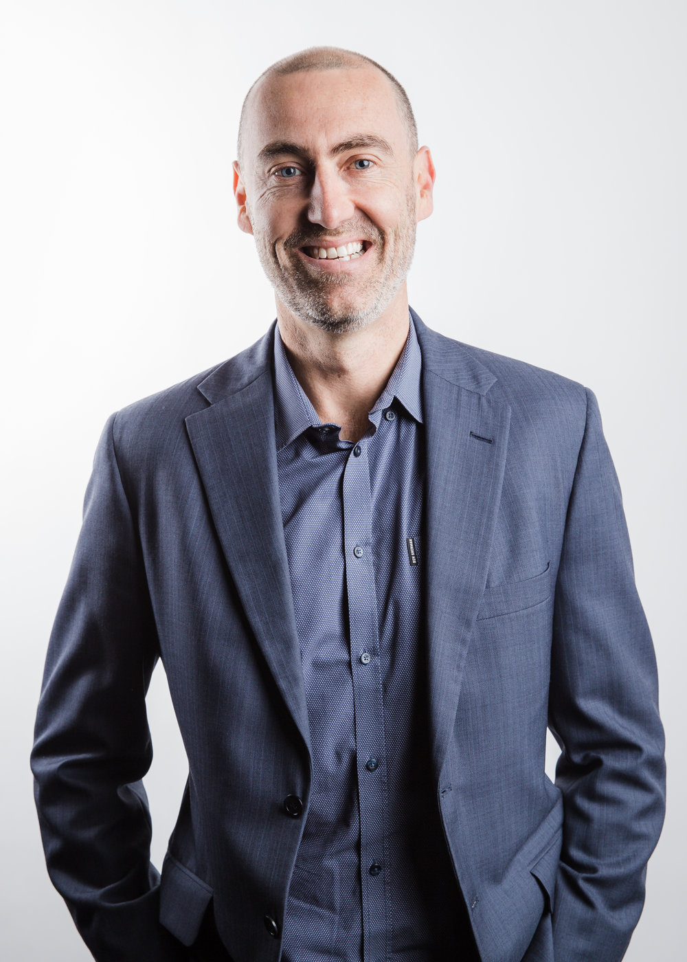 David Johnston  – Founder and Managing Director