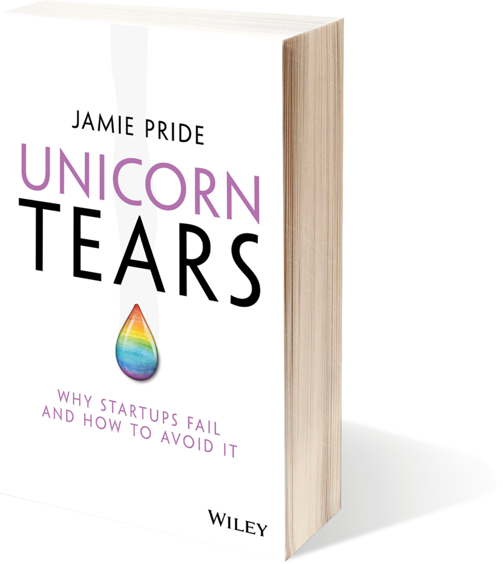 3D-render Unicorn Tears by Jamie Pride WILEY