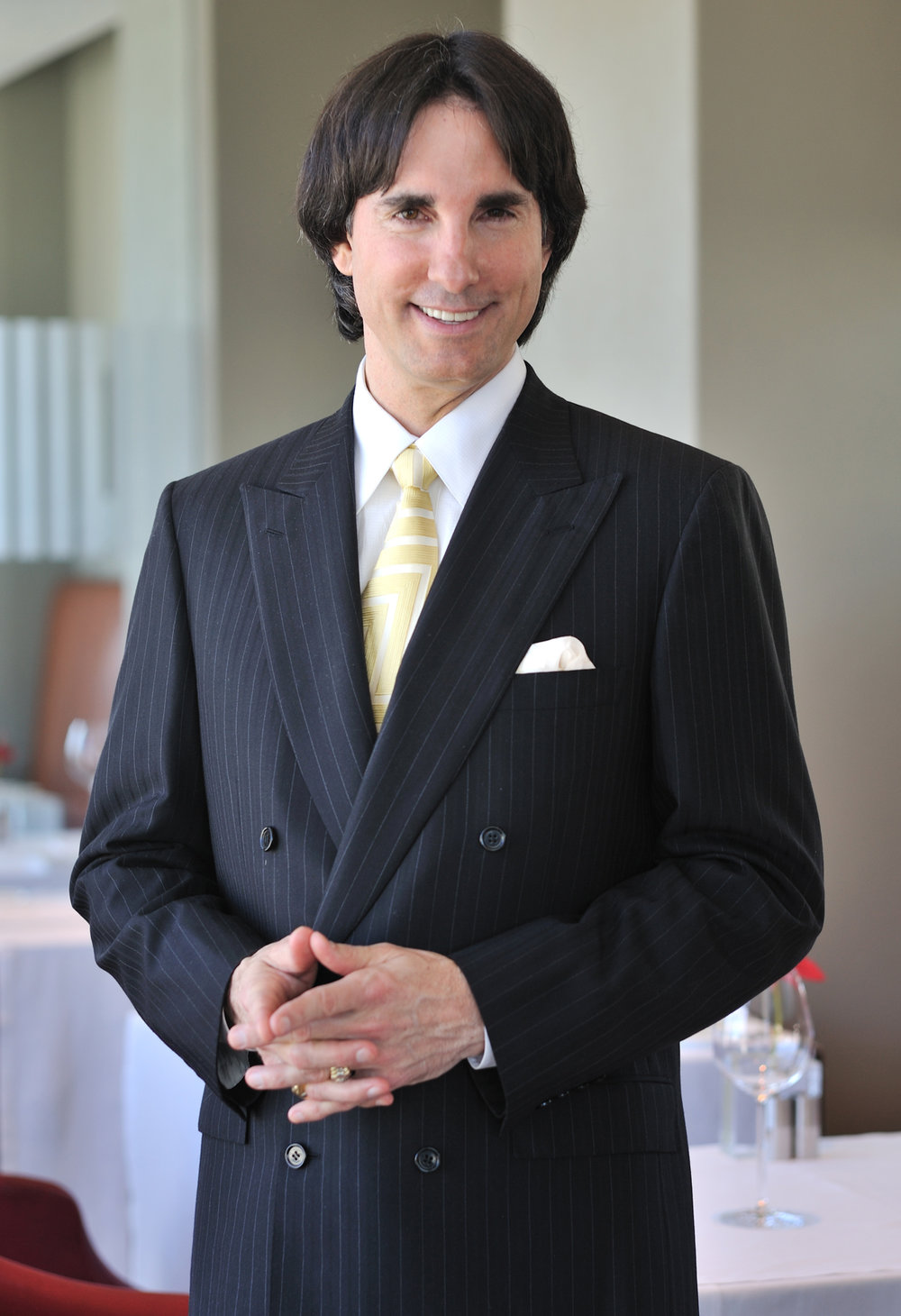 International Speaker, Leadership and Performance Specialist. Founder of the Demartini Institute