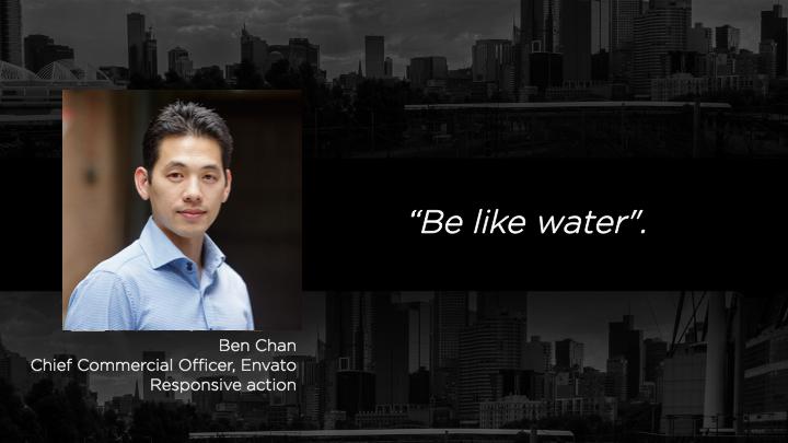 Ben Chan - CEO Envato
