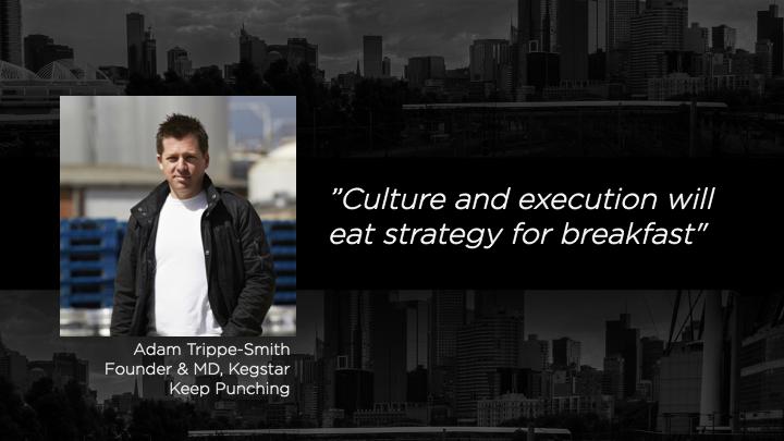 Adam Trippe-Smith l Founder & MD, Kegstar