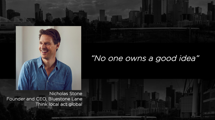 Nicholas Stone - Founder and CEO