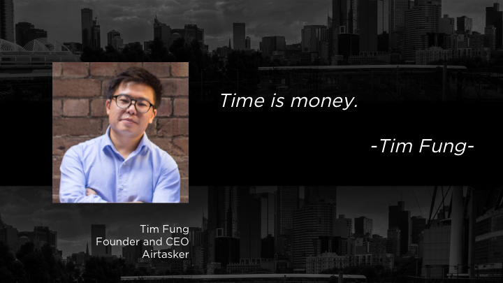 Tim Fung - Just jump in — Mentor List - Melbourne CEO Mastermind