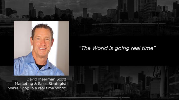 David Meerman Scott - Marketing & Sales Strategist